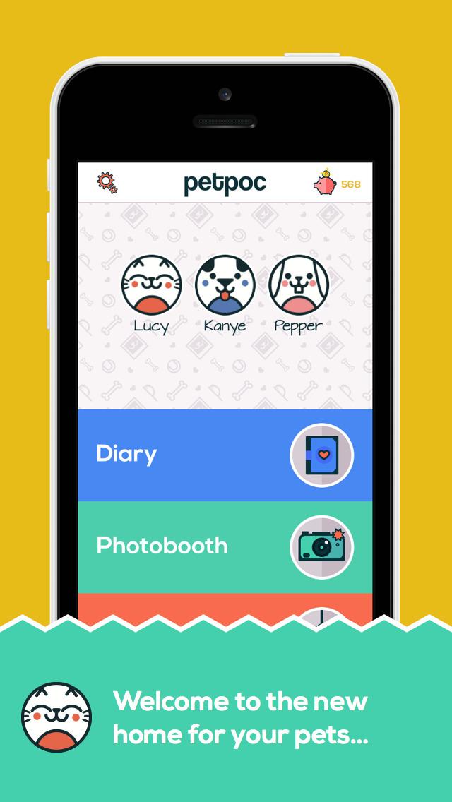 Petpoc screenshot 2