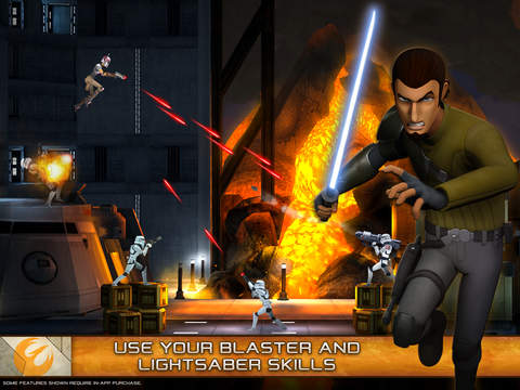 Star Wars Rebels: Recon Missions screenshot 6