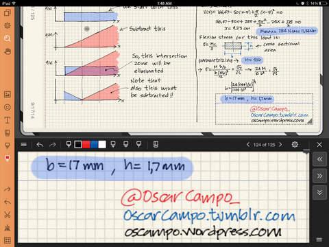Noteshelf screenshot 3