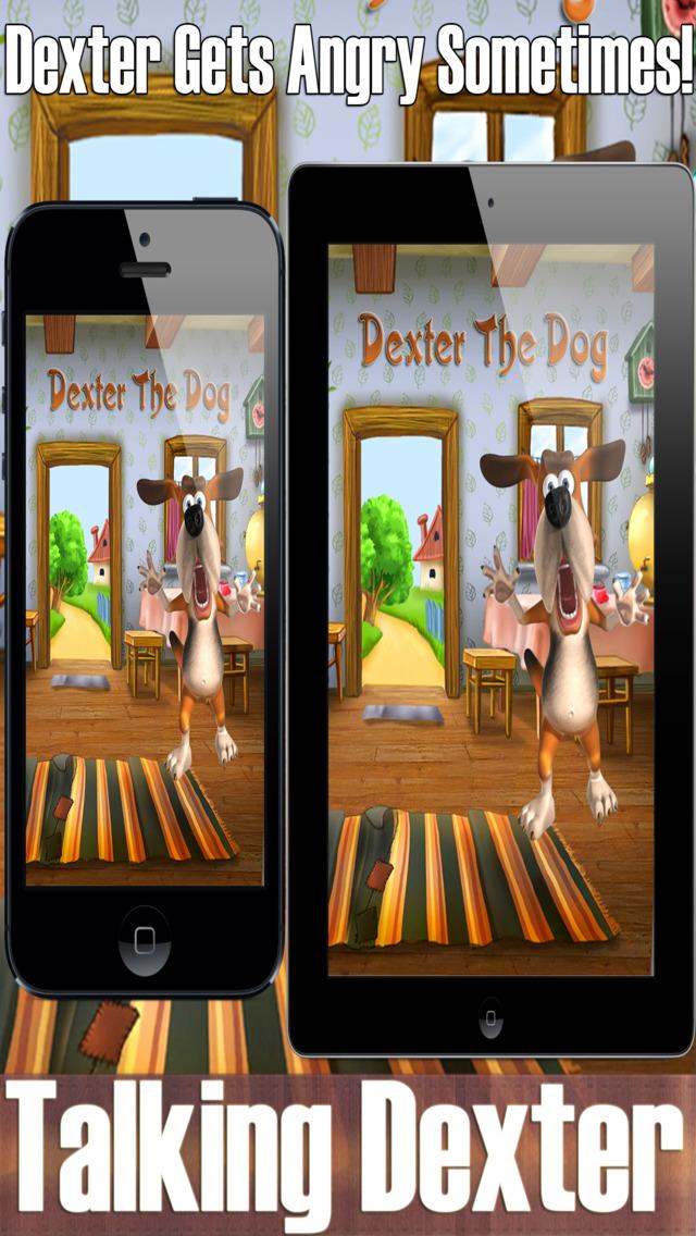 Talking Dexter The Dog screenshot 2