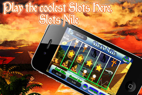 A Slots of Mysterious River Nile - Ancient Pharaoh - náhled