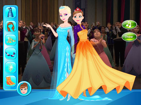 Snow Prom Party screenshot 8