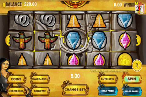 Slots of Aztec Riches (Pharaoh's Lucky Jackpot) -  - náhled
