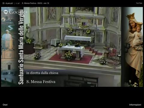 La Santa Messa in diretta screenshot 3