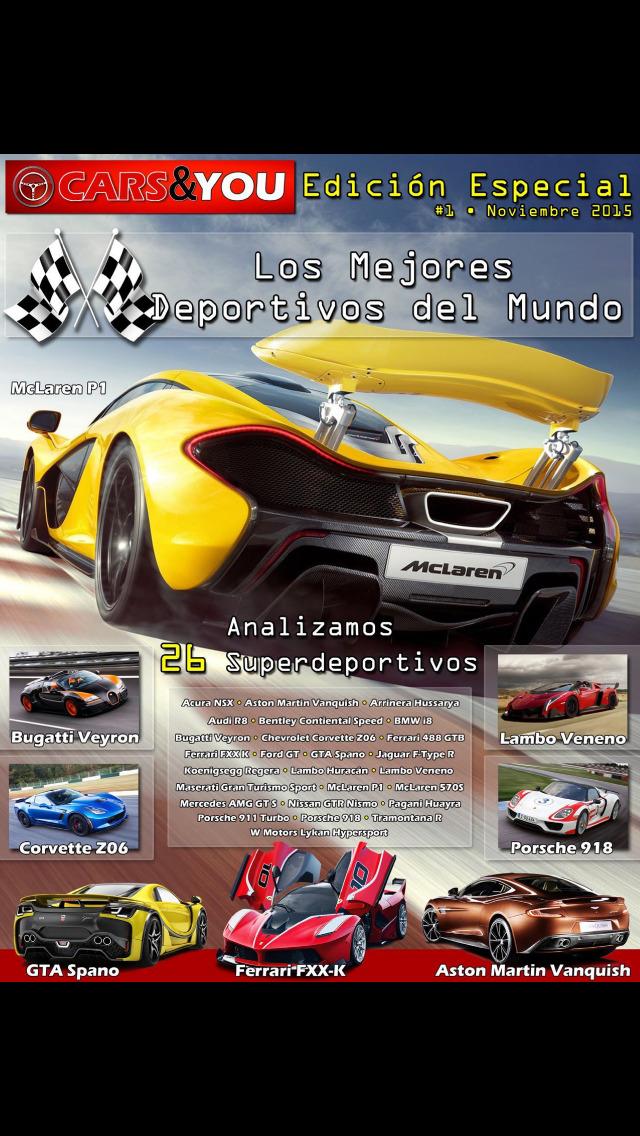 CARS&YOU - Edición Especial screenshot 1