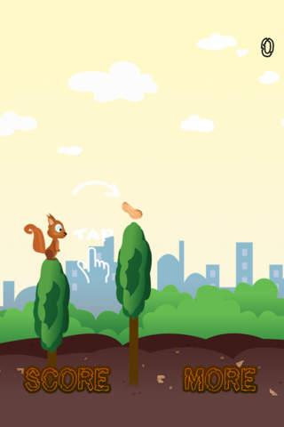 Skippy Skip - Make Them Squirrels Jump - náhled