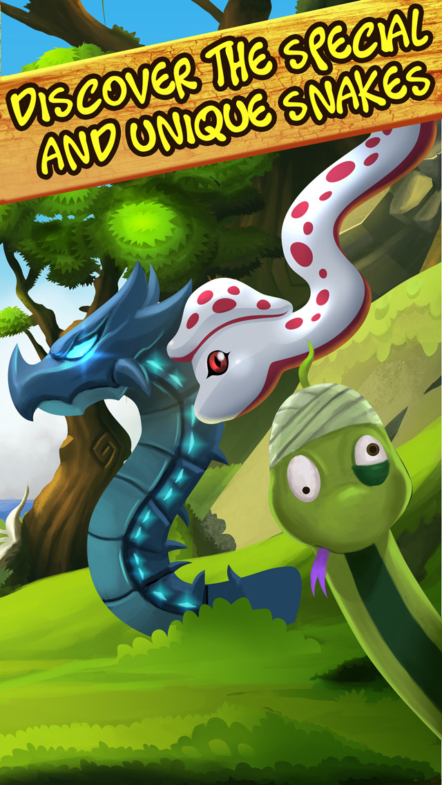 Snake Hunt screenshot 3