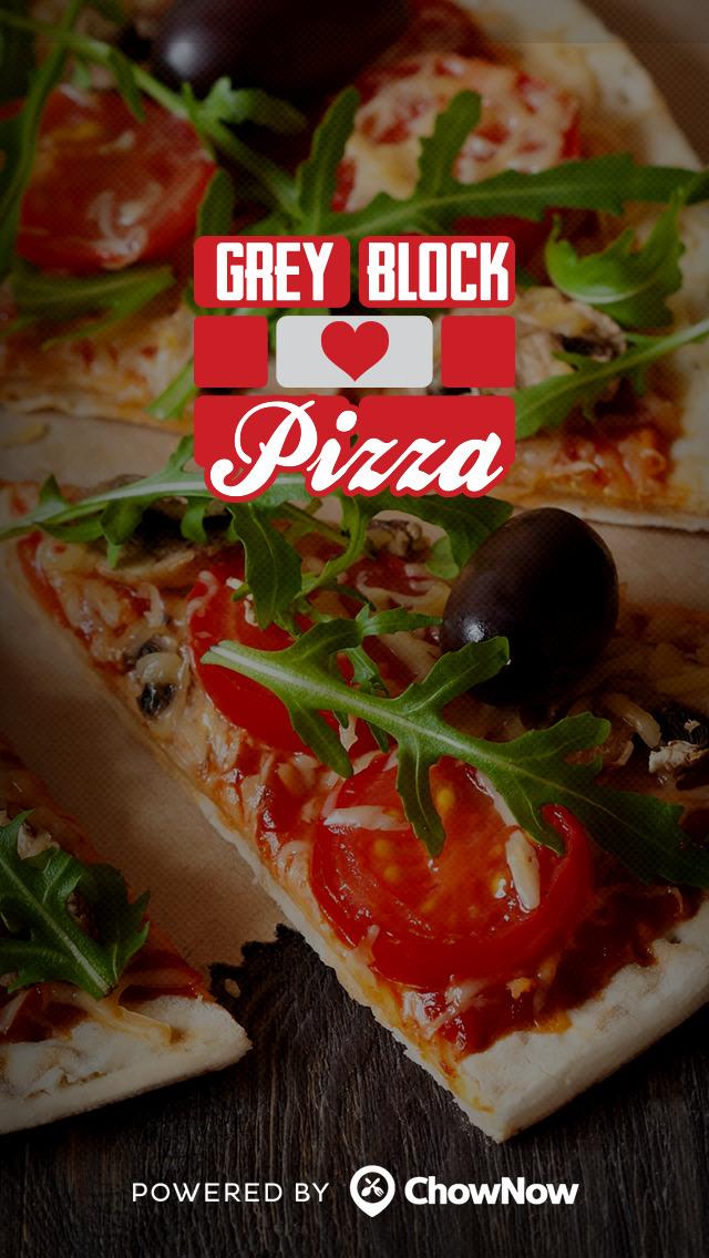 Grey Block Pizza screenshot 1