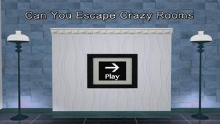 Can You Escape 8 Crazy Rooms III Deluxe screenshot 1