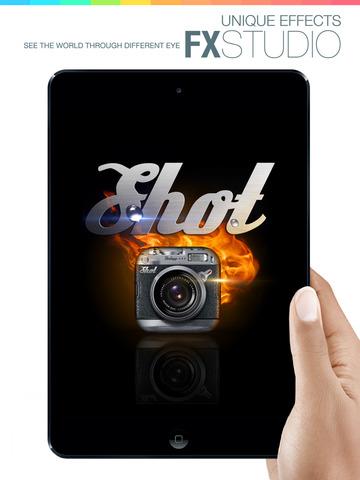 Camera Shot 360 - camera effects & filters plus photo editor screenshot 10