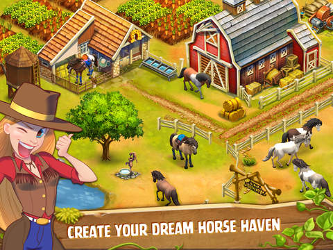 Horse Haven World Adventures screenshot 6