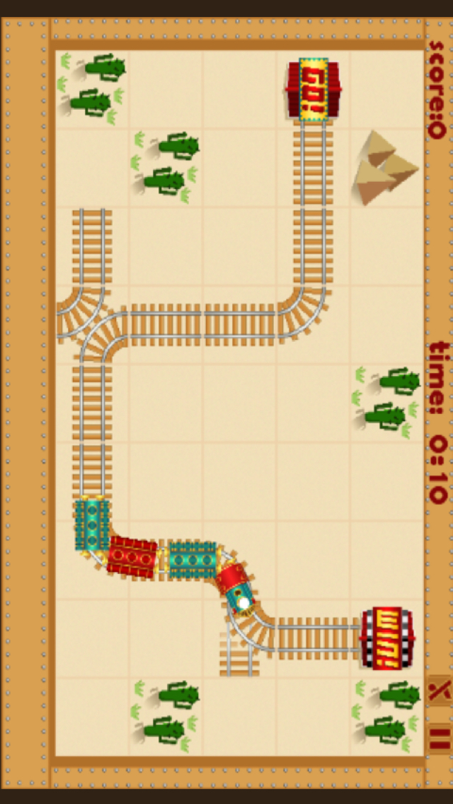 Train Tycoon - The Best Train Driver screenshot 4
