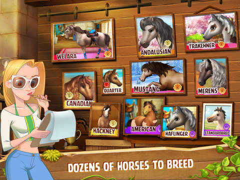 Horse Haven World Adventures screenshot 8