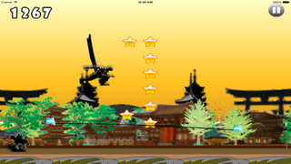 Radiation Angry Ninja Jumper screenshot 4