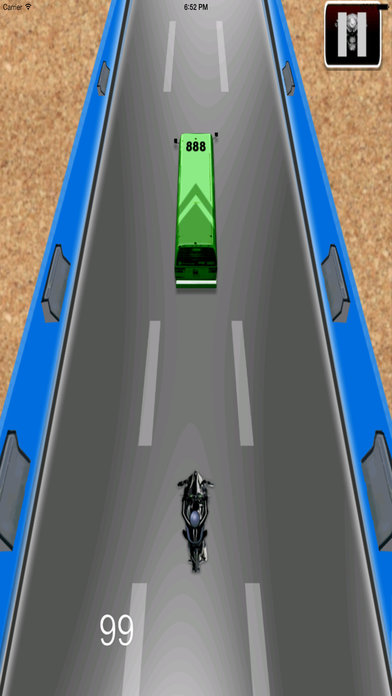 Advance Bike Race - Motorcycle Chase screenshot 4