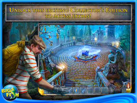 Redemption Cemetery: Salvation of the Lost HD - A Hidden Object Game with Hidden Objects screenshot #4