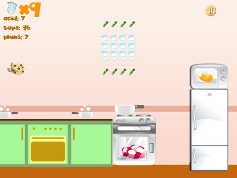Super Cookie and Milk - Classic Home of Sweet Doodle Mama Dash Crunch Free 2 screenshot 8