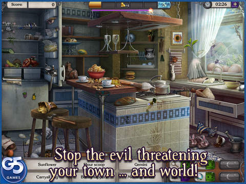 Letters From Nowhere®: A Hidden Object Mystery screenshot 10