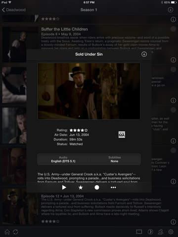 Plex: Movies, TV, Music + more screenshot 10