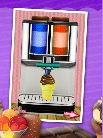 A+ Chilly Dessert Maker & Sweet Ice Cream Creator - Cone, Sundae, & Sandwich screenshot 10