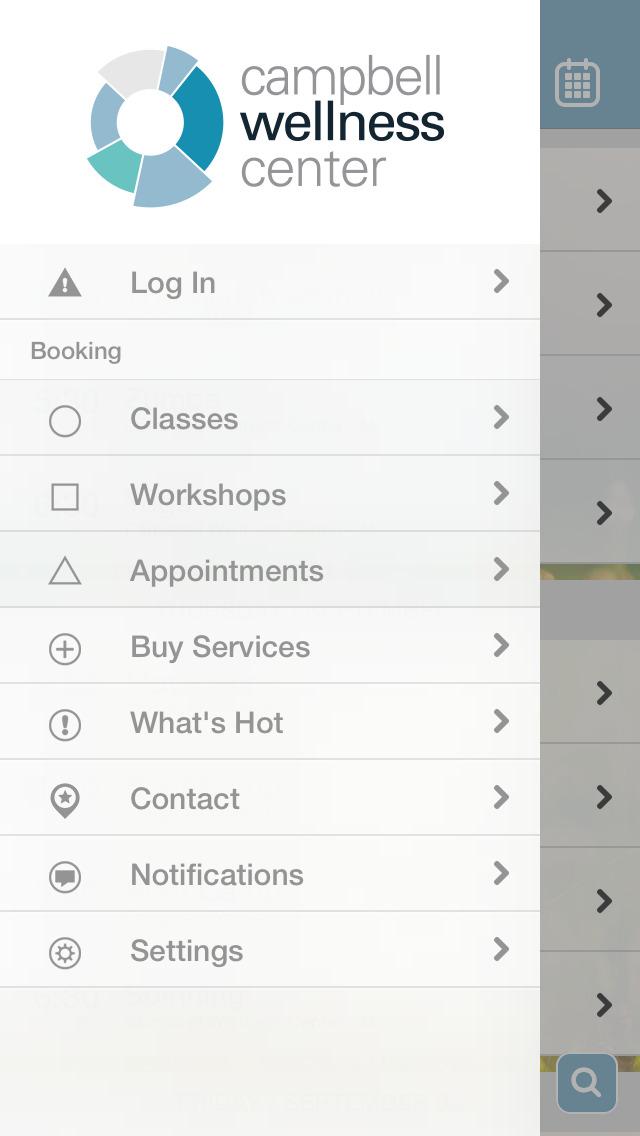 Campbell Wellness Center screenshot #3