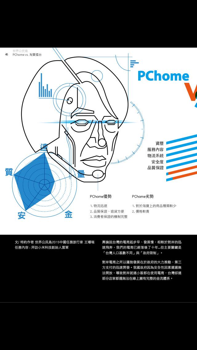 世界公民島雜誌 screenshot 4
