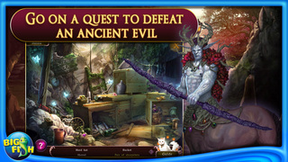 Otherworld: Shades of Fall - A Hidden Object Game with Hidden Objects screenshot 2