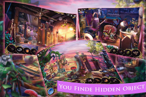 Lady Residency Mania - Hidden Object - náhled
