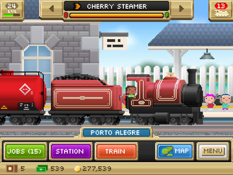 Pocket Trains screenshot 6