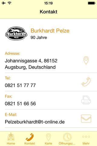 Burkhardt Pelze - náhled