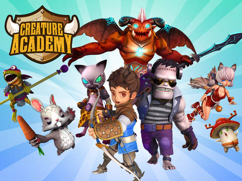 Creature Academy screenshot 6