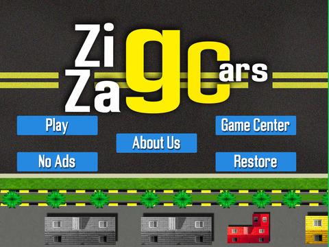 Zig Zag Cars HD screenshot 5