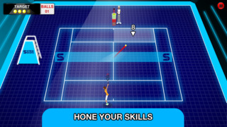Stick Tennis Tour screenshot 3