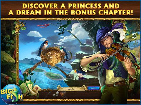 Grim Legends 2: Song of the Dark Swan HD - A Magical Hidden Object Game (Full) screenshot 4