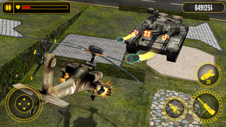 Helicopter Battle Combat 3D screenshot 2