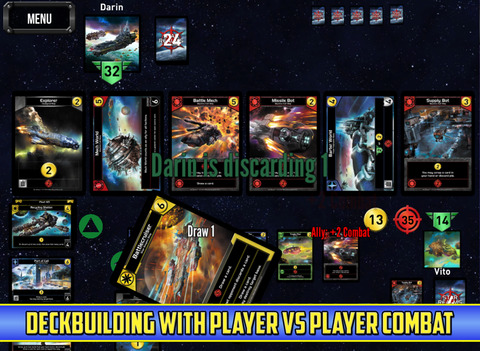 Star Realms screenshot #2