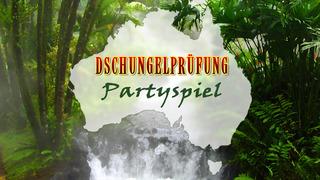 Dschungelcamp Partyspiel screenshot 1