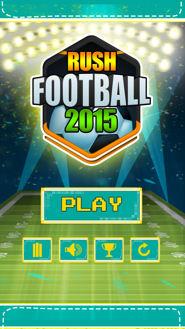 Champions Football Rush 2015 screenshot 3