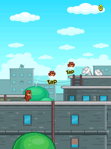 Super Toy Bear Running Game screenshot 6