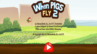 When Pigs Fly 2! screenshot 1