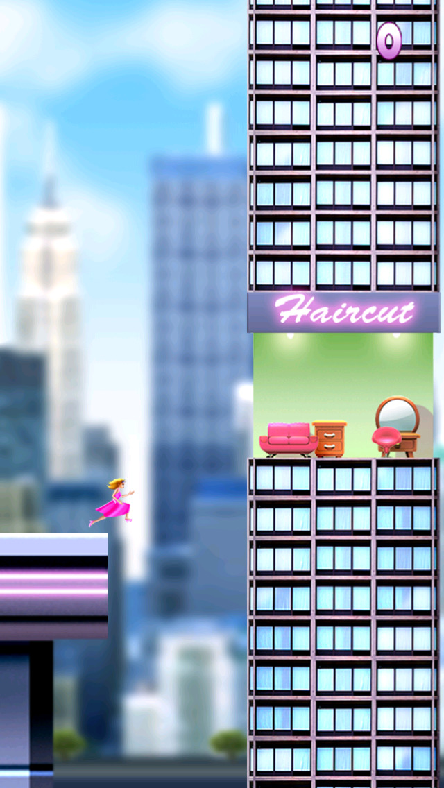 Princess Fun Run - Free and Challenging Amazing Girl Thief Running Game screenshot 2