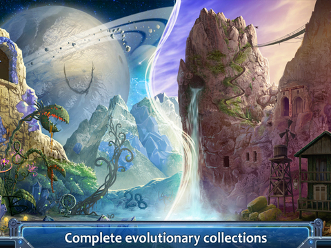 Twisted Worlds: Hidden Objects screenshot 7