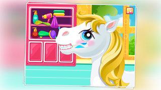Baby Pony Salon screenshot 2