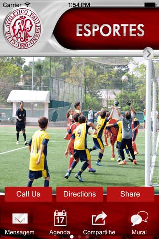 CAP Esportes - náhled
