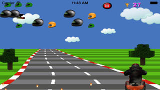 Crazy Bike Racing PRO screenshot 1