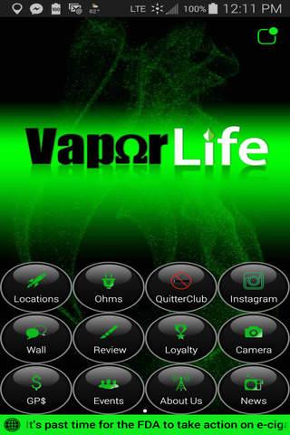 VaporLife - náhled