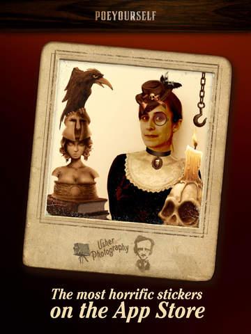 Poe Yourself - Take a photo and enjoy macabre! screenshot 10