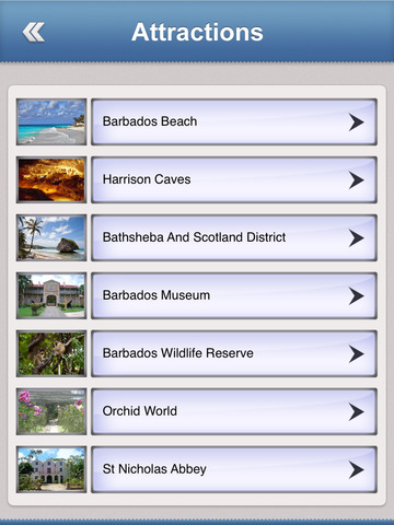 Barbados Travel Guide screenshot 8