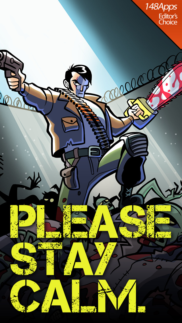 Please Stay Calm ™ - Zombie Apocalypse Survival MMO RPG (iPhone
