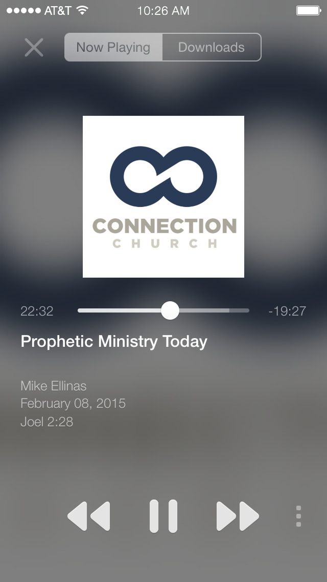 Connection Church App screenshot 2